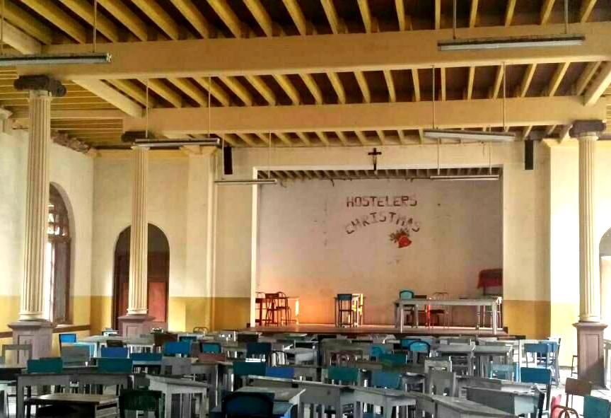study hall SJC