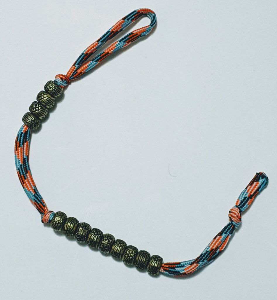 pace count rangers beads