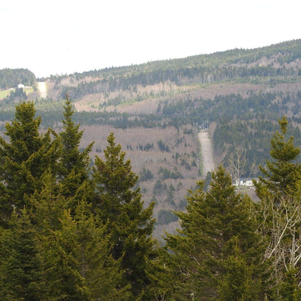 mountain road New brunswick